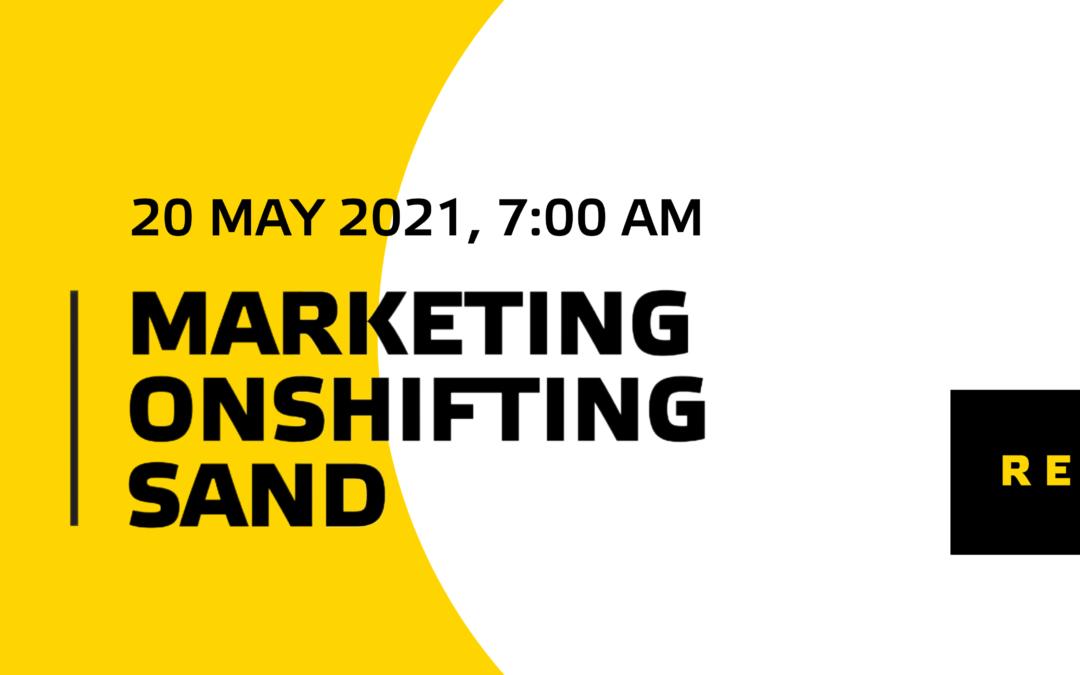 Marketing on Shifting Sand | Breakfast Event